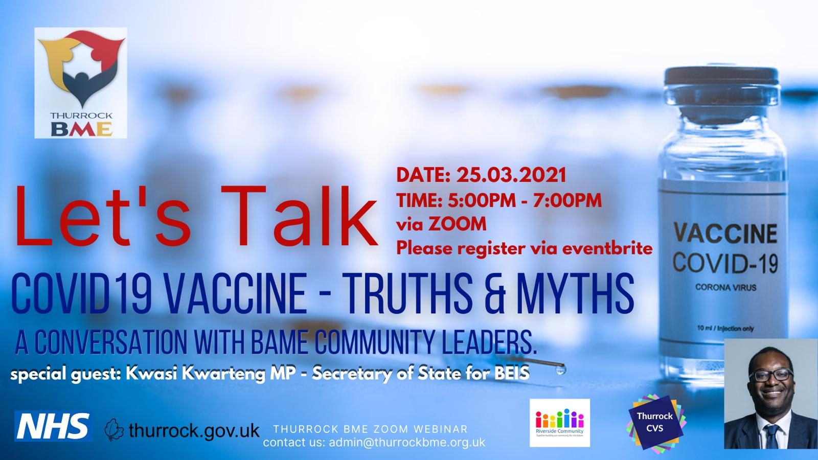 TBME Covid event - updated